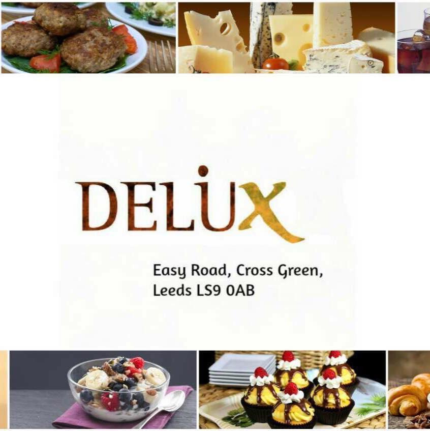 """Магазин """"Deliux"""" - Лийдс"""